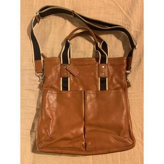 コーチ(COACH)の【ひろくん様専用】COACH Leather bag(その他)