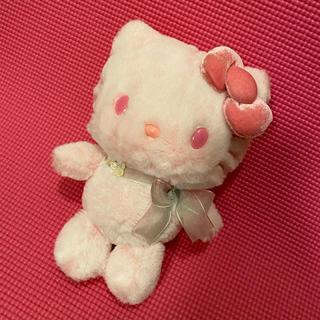 ハローキティ - 激レア❤︎桜ハローキティぬいぐるみ❤︎おまけ付き