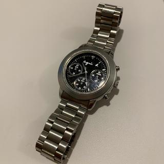 アニエスベー(agnes b.)のアニエスベー 腕時計 メンズ クロノグラフ(腕時計(アナログ))