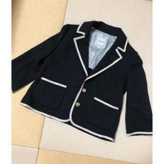 アナトリエ(anatelier)のアナトリエ 7分袖ジャケット 新品未使用(ノーカラージャケット)