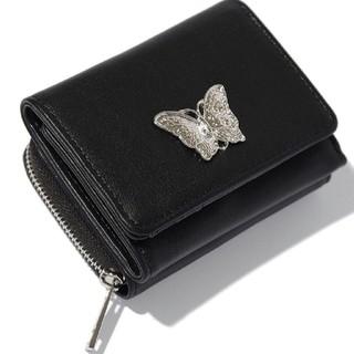 アナスイ(ANNA SUI)のバタフライ 折り財布ミニ ウォレット 蝶々(折り財布)