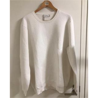 カルバンクライン(Calvin Klein)の定価28600円 calvin klein セーター(ニット/セーター)