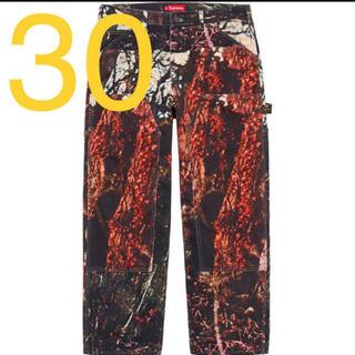 シュプリーム(Supreme)のDouble Knee Denim Painter Pant 30(ペインターパンツ)