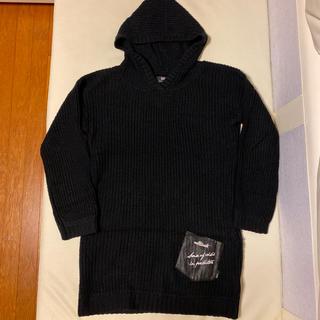 バックス(BACKS)の【値下げ】ロングニットセーター(ニット/セーター)