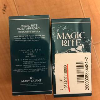 マリークワント(MARY QUANT)のマリークワント マジックライト モイスト アプローチ 26ml(美容液)