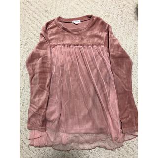 サンカンシオン(3can4on)の女児 トップス(Tシャツ/カットソー)