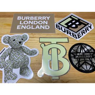 バーバリー(BURBERRY)の【レア!】 Burberry ステッカー(その他)