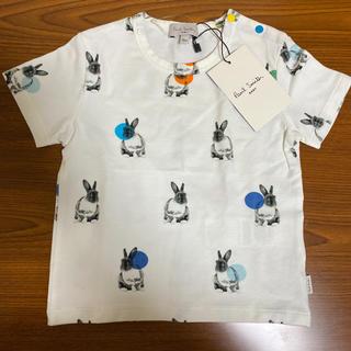 ポールスミス(Paul Smith)のポールスミスベビー18m☺︎うさぎ柄Tシャツ ミニロディーニ、リトルマーク好きに(Tシャツ)