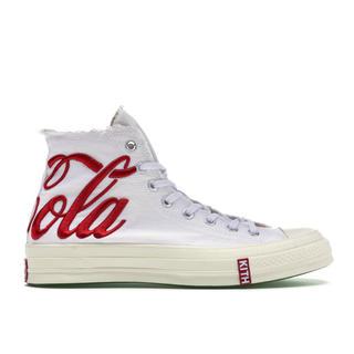 コンバース(CONVERSE)のConverse Chuck Taylor kith × Coca Cola (スニーカー)