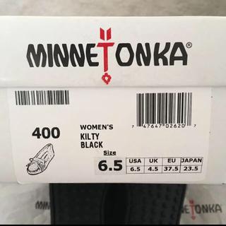 Minnetonka - 【新品未使用】ミネトンカ モカシン キルティ UGG   人気色
