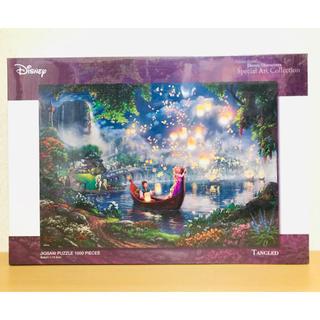 ディズニー(Disney)のラプンツェル TANGLED 1000ピースパズル(その他)