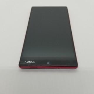 アクオス(AQUOS)のSIMフリー AQUOS404SH(スマートフォン本体)