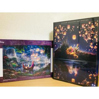 ディズニー(Disney)のラプンツェル 1000ピースパズル セット(その他)