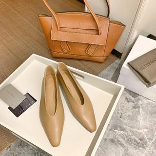 ボッテガヴェネタ(Bottega Veneta)のボッテガヴェネタ パンプス ローファー(ローファー/革靴)