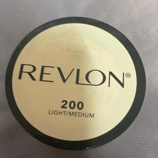 レブロン(REVLON)のレブロン ルースフィニッシングパウダー 200(フェイスパウダー)