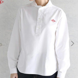 ダントン(DANTON)の新品タグ付き ダントン  長袖 プルオーバーシャツ(シャツ/ブラウス(長袖/七分))