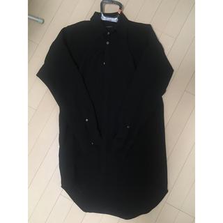 ミルクボーイ(MILKBOY)のcivarize  黒シャツ オーバーサイズ(シャツ)