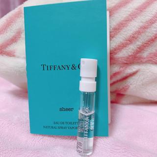 ティファニー(Tiffany & Co.)のティファニー♡香水サンプル(香水(女性用))