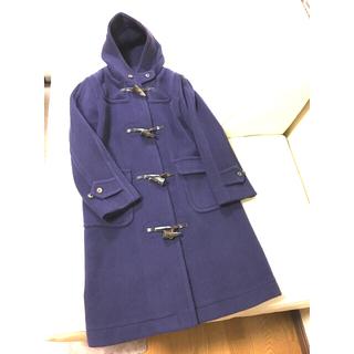 オールドイングランド(OLD ENGLAND)のオールドイングランド OLD ENG LANDダッフル コート パープル 紫  (ダッフルコート)
