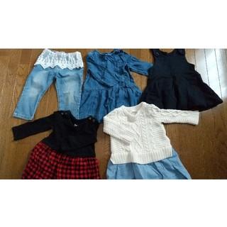 ギャップ(GAP)の2歳女の子服セット(ワンピース)