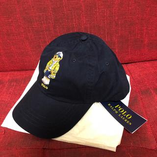 ラルフローレン(Ralph Lauren)の 帽子 キャップ Poloベア チノ ボール キャップ(キャップ)