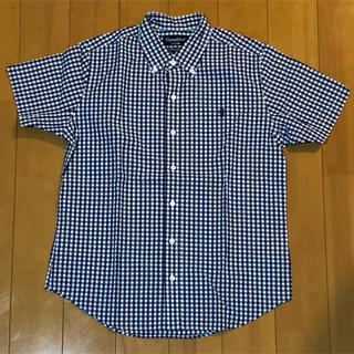 ジムフレックス(GYMPHLEX)のolive様専用 Gymphlexジムフレックスギンガムチェックシャツ(シャツ/ブラウス(半袖/袖なし))