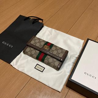 グッチ(Gucci)の新品未使用! GUCCI 長財布(長財布)