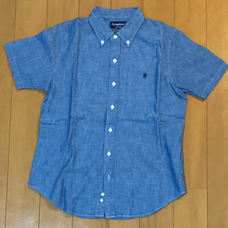 ジムフレックス(GYMPHLEX)のGymphlexジムフレックス デニムシャツ(Tシャツ(半袖/袖なし))