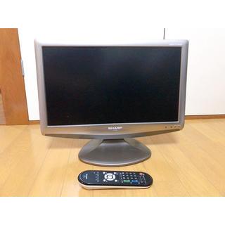 SHARP - 中古液晶テレビ 本体 SHARP LC-H1850