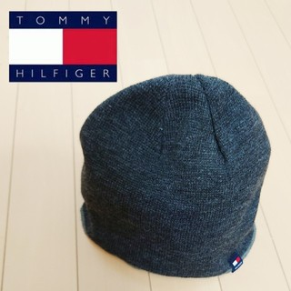 トミーヒルフィガー(TOMMY HILFIGER)のTOMMY HILFIGER トミーヒルフィガー ニットキャップ(ニット帽/ビーニー)