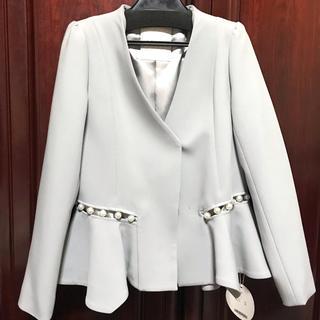 Chesty - 新品未使用タグ付き♡チェスティ ペプラムジャケット