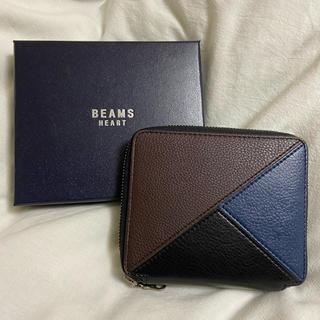ビームス(BEAMS)のbeams heart 二つ折り財布(折り財布)