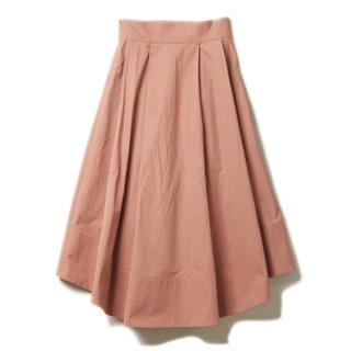 ドロシーズ(DRWCYS)のドロシーズ タイプライタータッキングスカート ピンク サイズ1(ロングスカート)