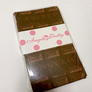 アンジェリックプリティー(Angelic Pretty)のAngelicPretty チョコレートタイツ(タイツ/ストッキング)