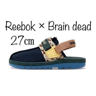 リーボック(Reebok)のBRAIN DEAD × REEBOK BEATNIK(サンダル)