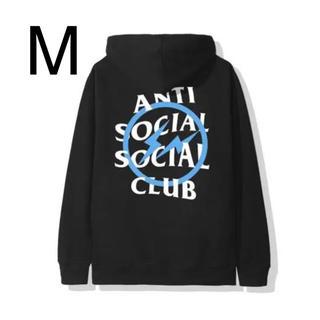 フラグメント(FRAGMENT)のanti social social club fragment M パーカー(パーカー)