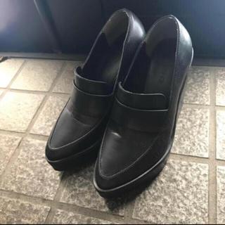 エモダ(EMODA)の厚底ローファー(ローファー/革靴)