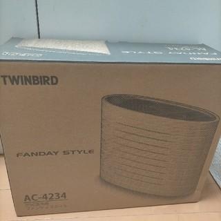 ツインバード(TWINBIRD)のTWINBIRD 空気清浄機(空気清浄器)