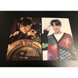 BTS ホソク J-HOPE ナムジュン RM クサズ トレカ VT ラトリエ(アイドルグッズ)