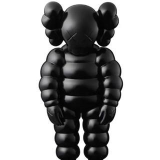 メディコムトイ(MEDICOM TOY)のKAWS What Party Figure BLACK ブラック(その他)