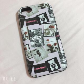 ハニーシナモン iPhoneケース