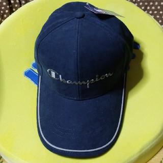 チャンピオン(Champion)の新品☆チャンピオン帽子(メンズ)(キャップ)