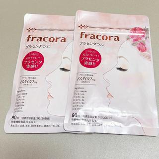 フラコラ(フラコラ)のフラコラ プラセンタつぶ 90粒 2袋セット(その他)