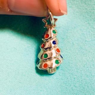 ティファニー(Tiffany & Co.)のティファニー シルバー クリスマスツリー チャーム(チャーム)