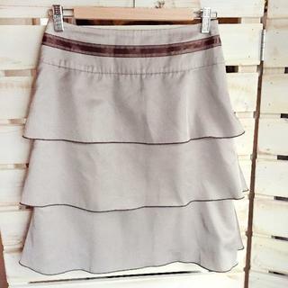 ビームス(BEAMS)の【美品お値下げ】Cavecrochet セレクトショップ購入スカート(ひざ丈スカート)