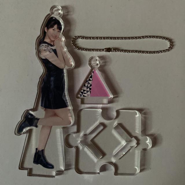 モーニング娘。(モーニングムスメ)のモーニング娘。 牧野真莉愛 FSK ビジュアルキーホルダー 2点 チケットの音楽(女性アイドル)の商品写真