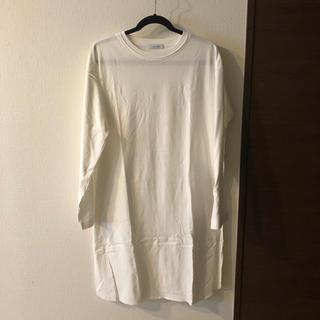 ジーナシス(JEANASIS)のジーナシス ロングTシャツ(Tシャツ/カットソー(七分/長袖))