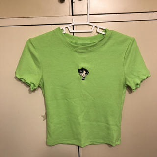 ベルシュカ(Bershka)のバターカップTシャツ(Tシャツ(半袖/袖なし))