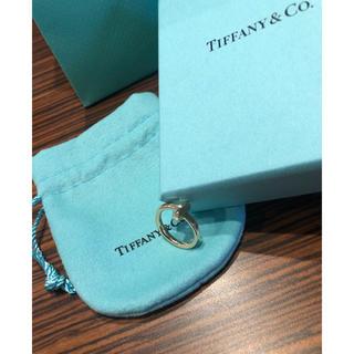 ティファニー(Tiffany & Co.)のティファニー Tワン ナロー  リング(リング(指輪))