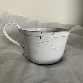 アッシュペーフランス(H.P.FRANCE)のastier de villatte(アスティエ・ド・ヴィラット)ショコラカップ(グラス/カップ)